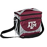 Logo™ Texas A&M University 24-Can Cooler Tote