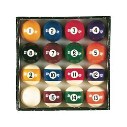 Billiard Master Pool Ball Set