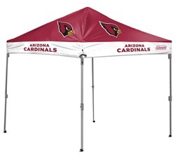 Coleman® Arizona Cardinals 10' x 10' Straight-Leg Canopy
