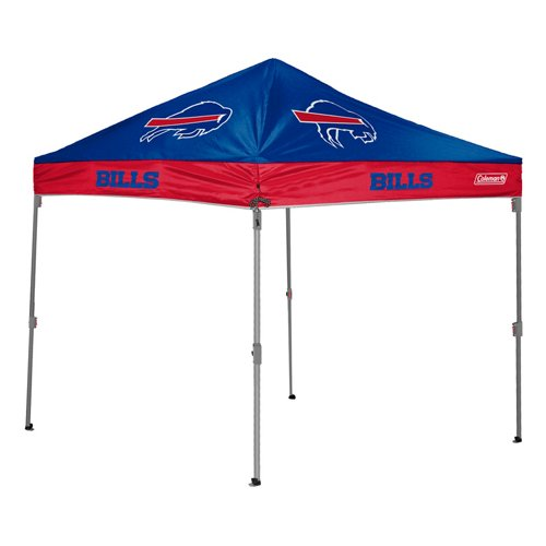 Coleman® Buffalo Bills 10' x 10' Straight-Leg Canopy