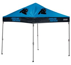 Coleman® Carolina Panthers 10' x 10' Straight-Leg Canopy