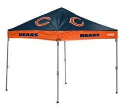 Coleman® Chicago Bears 10' x 10' Straight-Leg Canopy