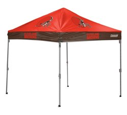 Coleman® Cleveland Browns 10' x 10' Straight-Leg Canopy