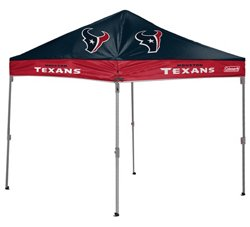 Coleman® Houston Texans 10' x 10' Straight-Leg Canopy