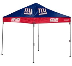 Coleman® New York Giants 10' x 10' Straight-Leg Canopy