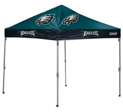 Coleman® Philadelphia Eagles 10' x 10' Straight-Leg Canopy