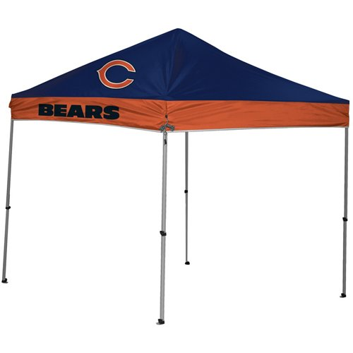 Coleman® Chicago Bears 9' x 9' Straight-Leg Canopy