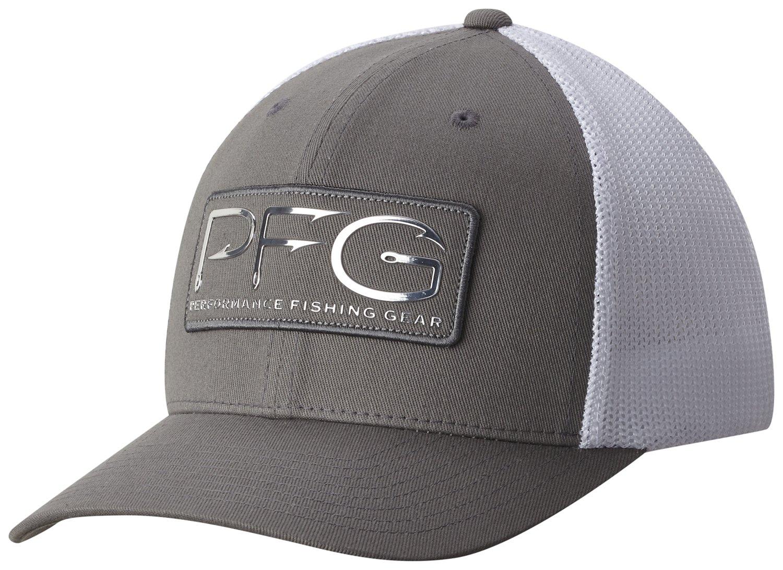 3633a4a2d1152 Columbia Sportswear Men s PFG Mesh Ball Cap
