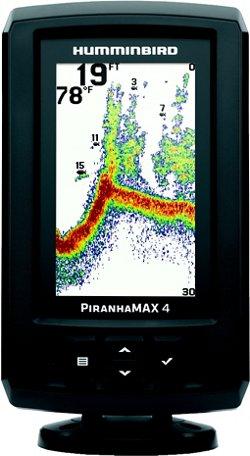 Humminbird PiranhaMAX 4 Fishfinder