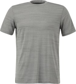 BCG Men's Turbo Melange Short Sleeve T-shirt