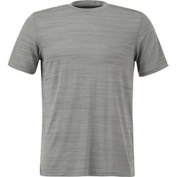 Men's Turbo Melange Short Sleeve T-shirt