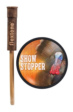 Flextone Show Stopper™ Glass Turkey Call