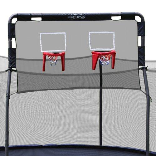 Skywalker Trampolines Double Basketball Hoop for 12' Trampolines