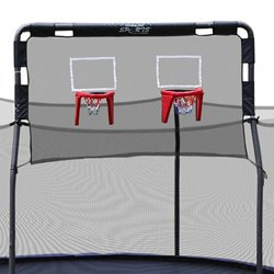 Double Basketball Hoop for 15' Trampolines