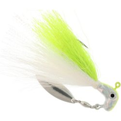 Roadrunner Bucktail Pro Fishing Jig