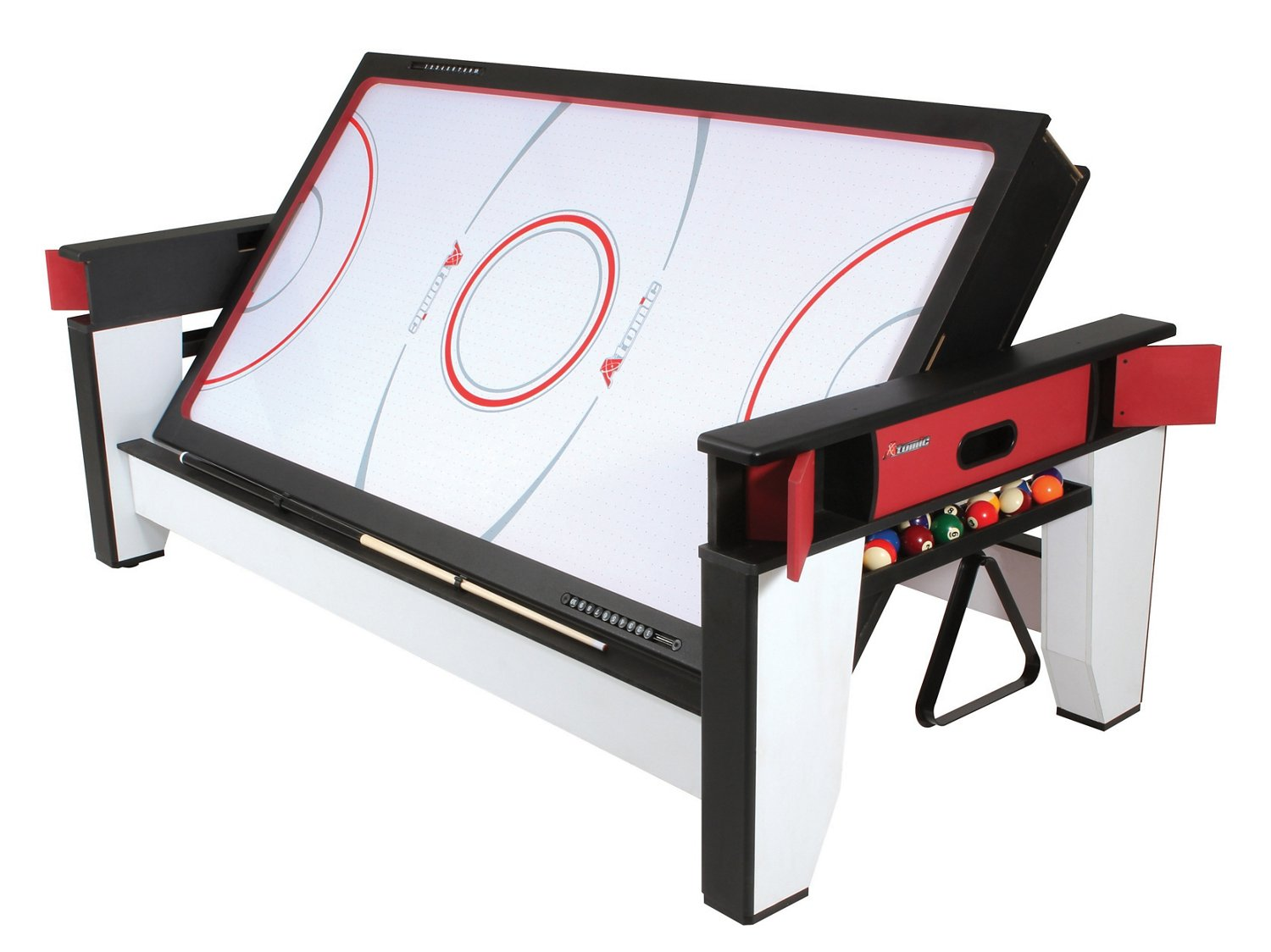 2 In 1 Flip Top Game Table