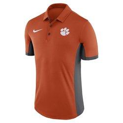 Nike Men's Clemson University Dri-FIT Evergreen Polo Shirt