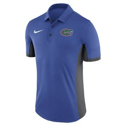 Nike™ Men's University of Florida Dri-FIT Evergreen Polo Shirt