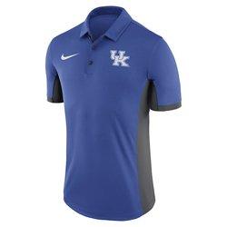 Nike™ Men's University of Kentucky Dri-FIT Evergreen Polo Shirt