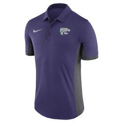 Nike™ Men's Kansas State University Dri-FIT Evergreen Polo Shirt