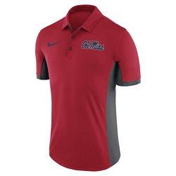 Nike™ Men's University of Mississippi Dri-FIT Evergreen Polo Shirt