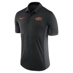 Nike™ Men's Oklahoma State University Dri-FIT Evergreen Polo Shirt