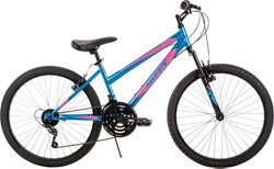Girls' Alpine 24 in 18-Speed Mountain Bike