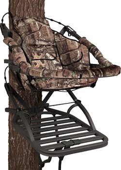 Summit 180° Max SD Closed-Front Climbing Treestand