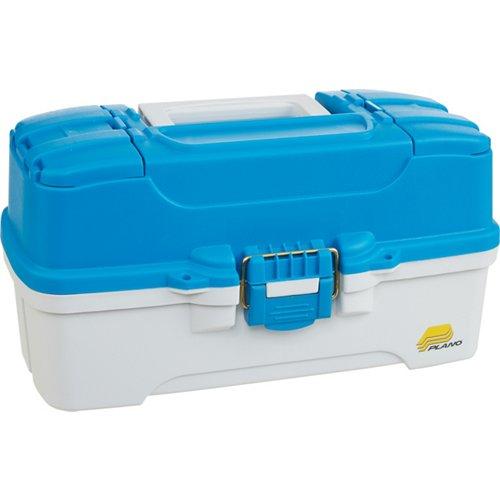Plano™ Ready Set Fish 3-Tray 188-Piece Tackle Kit