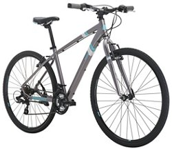 "Diamondback Women's Calico ST 29"" 21-Speed Dual Sport Bike"