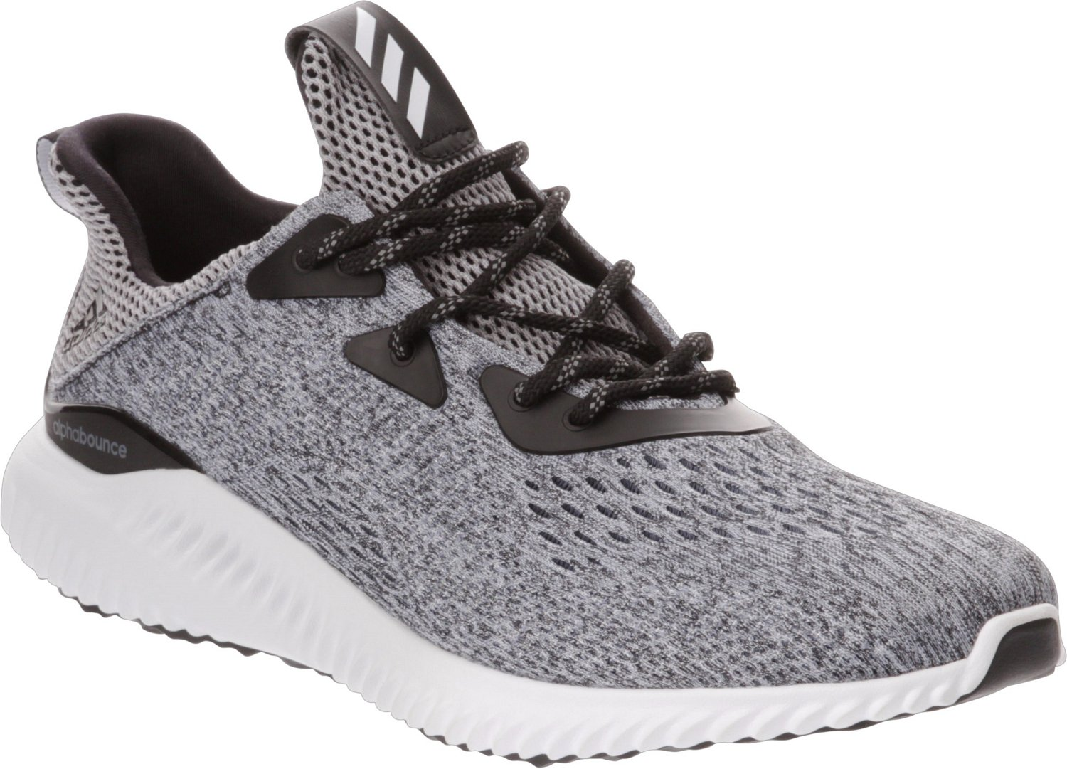 adidas Men's Alphabounce EM Running Shoes - view number 2