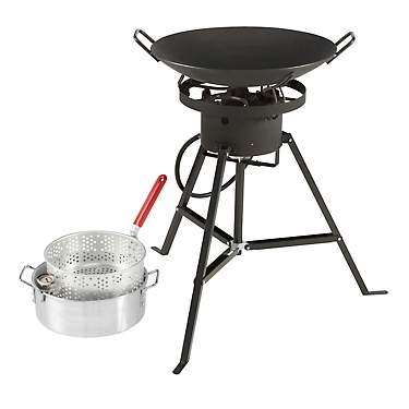 Outdoor Gourmet Multifunction Gas Cooker