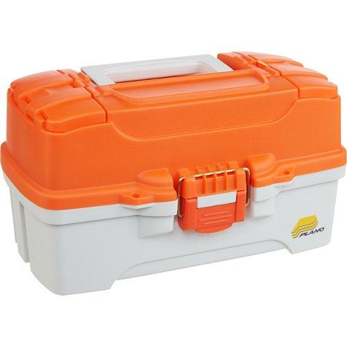 Plano™ Ready Set Fish 2-Tray 150-Piece Tackle Kit
