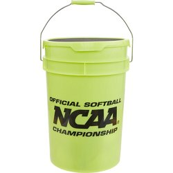 NCAA Recreational 11 in Fast-Pitch Softballs 24-Count Bucket