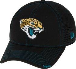 New Era Men's Jacksonville Jaguars 39THIRTY Neo Cap
