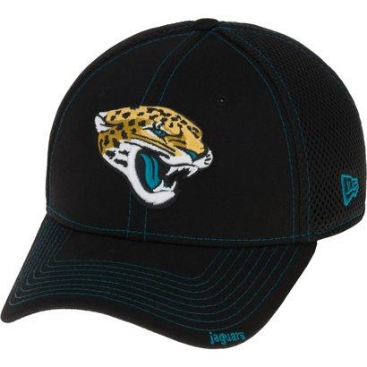 ... New Era Men s Jacksonville Jaguars 39THIRTY Neo Cap. Jacksonville  Jaguars Headwear. Hover Click to enlarge 43026817997e