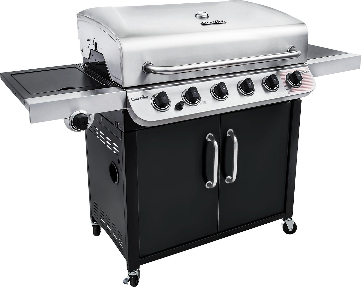 Char Broil Performance 650 6 Burner Gas Grill Academy