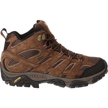 35fa87b5eed Merrell® Men's MOAB 2 Mother-of-All-Boots™ Waterproof Hiking Shoes