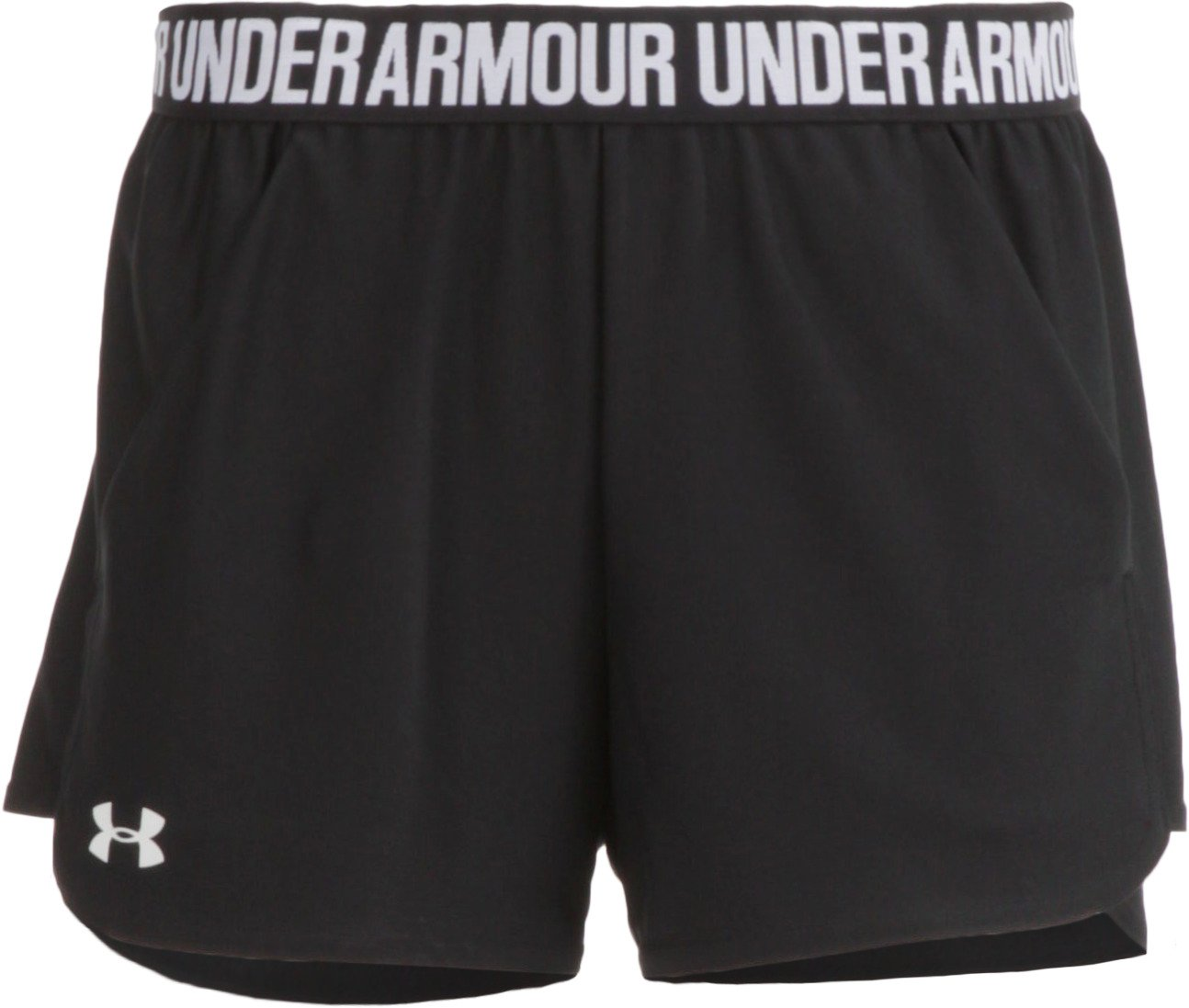 Corto Donna Under Armour Play Up 2.0