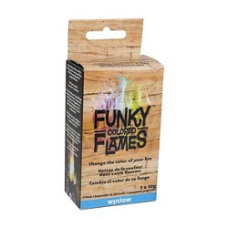 Flames Color-Changing Flame Crystals 3-Pack