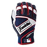 Franklin Adults' Powerstrap Batting Gloves