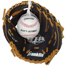 "Youth RTP® Performance Series 9.5"" T-ball Glove with Ball"