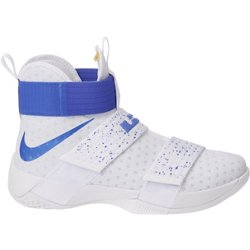 Men's LeBron Soldier 10 Basketball Shoes