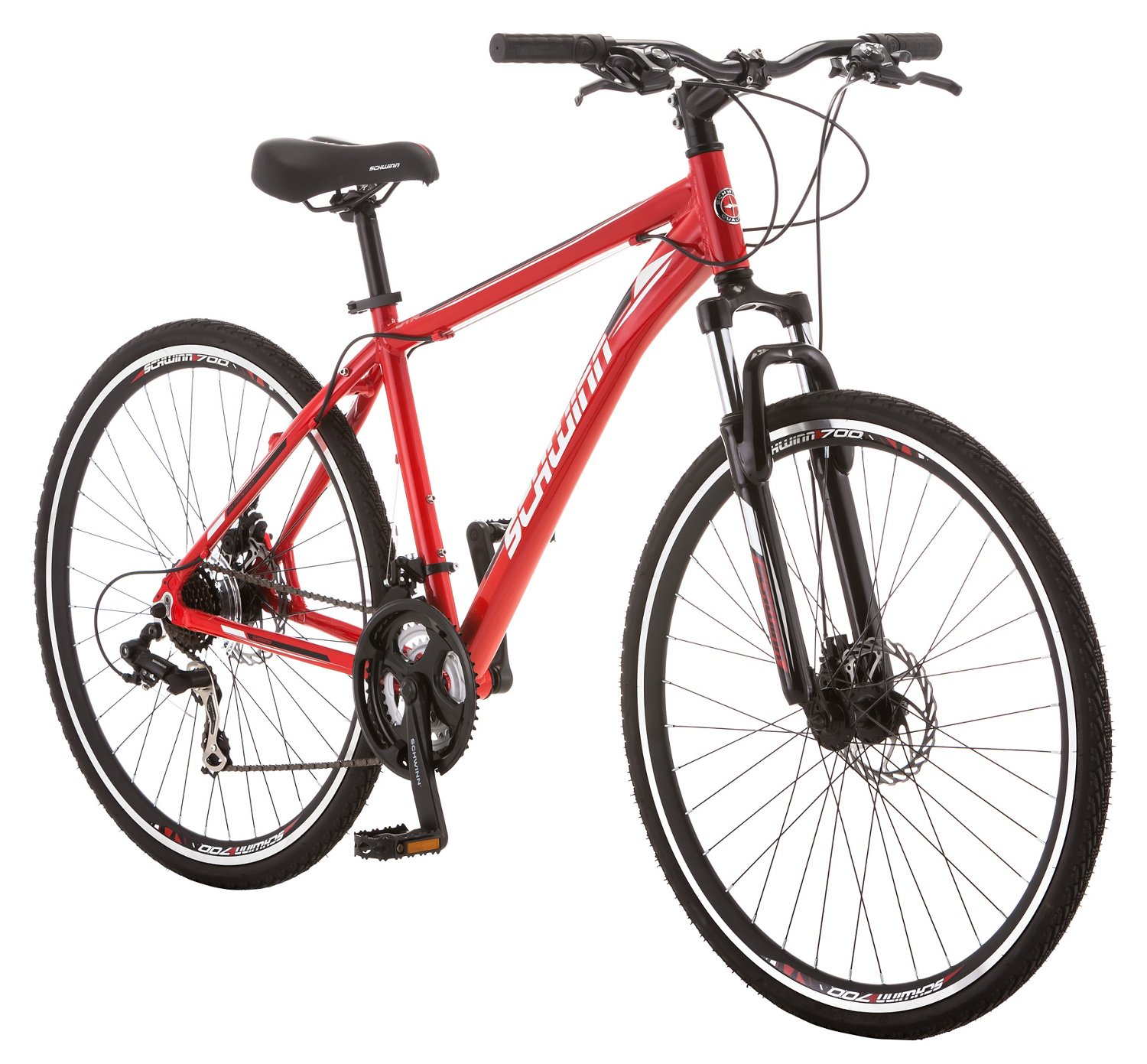 d0d137c13d0 Display product reviews for Schwinn Men s GTX 2.0 700c 21-Speed Dual Sport  Bike