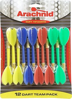 Arachnid Soft-Tip Darts 12-Pack