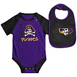 6e9be0559 Colosseum Athletics™ Infants  East Carolina University Rookie Onesie and  Bib Set