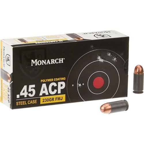 Monarch® .45 ACP 230-Grain Centerfire Pistol Ammunition