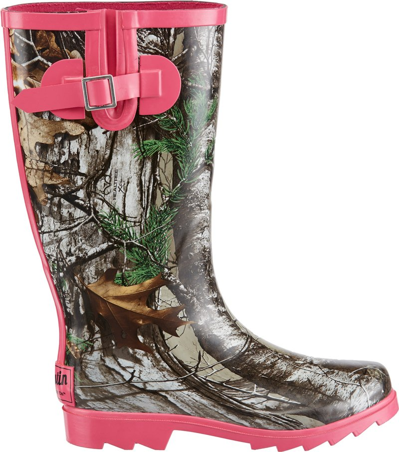 Austin Trading Co. Women's Realtree Xtra Rubber Boots (, Size 6) - Crocs And Rubber Boots at Academy Sports thumbnail