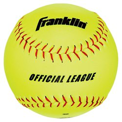 Franklin Official League Softballs 4-Pack
