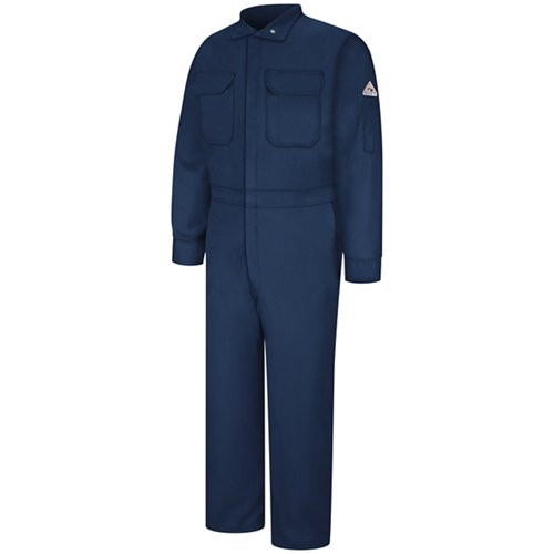 Bulwark Men's EXCEL FR ComforTouch Flame Resistant Premium Coverall